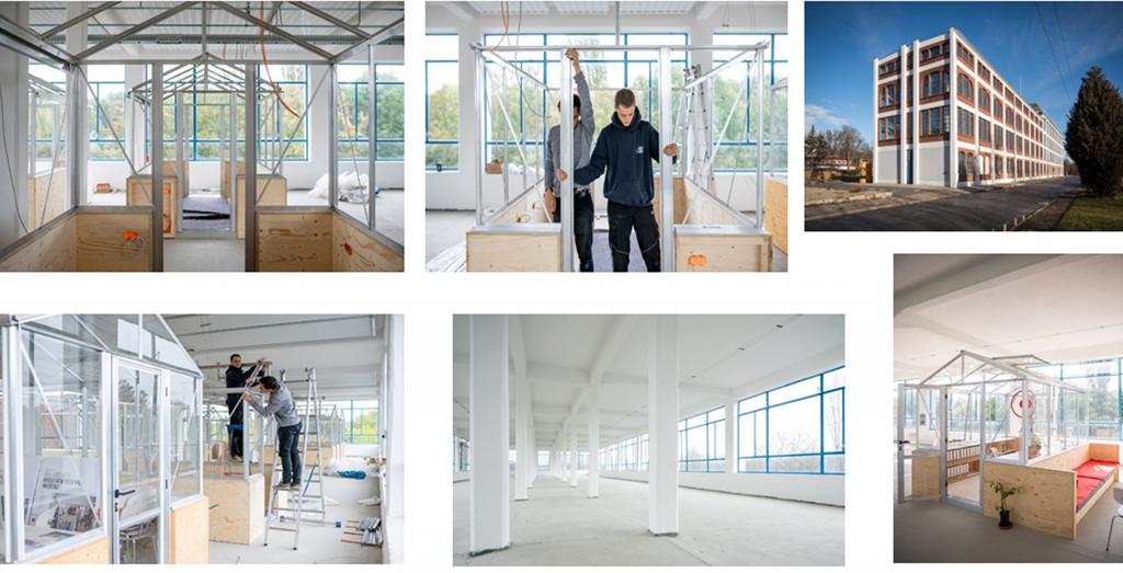 GLABES-die open factory in Apolda
